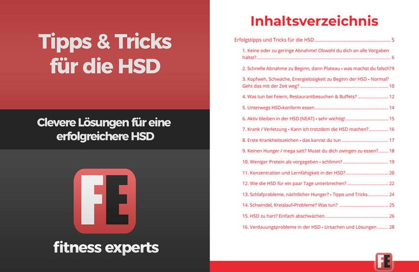 Tipps&Tricks für die HSD - Cover